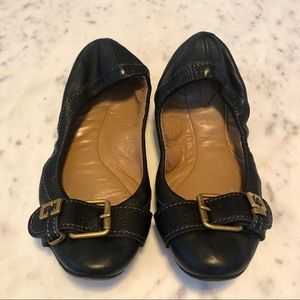 Chloe Leather Flats